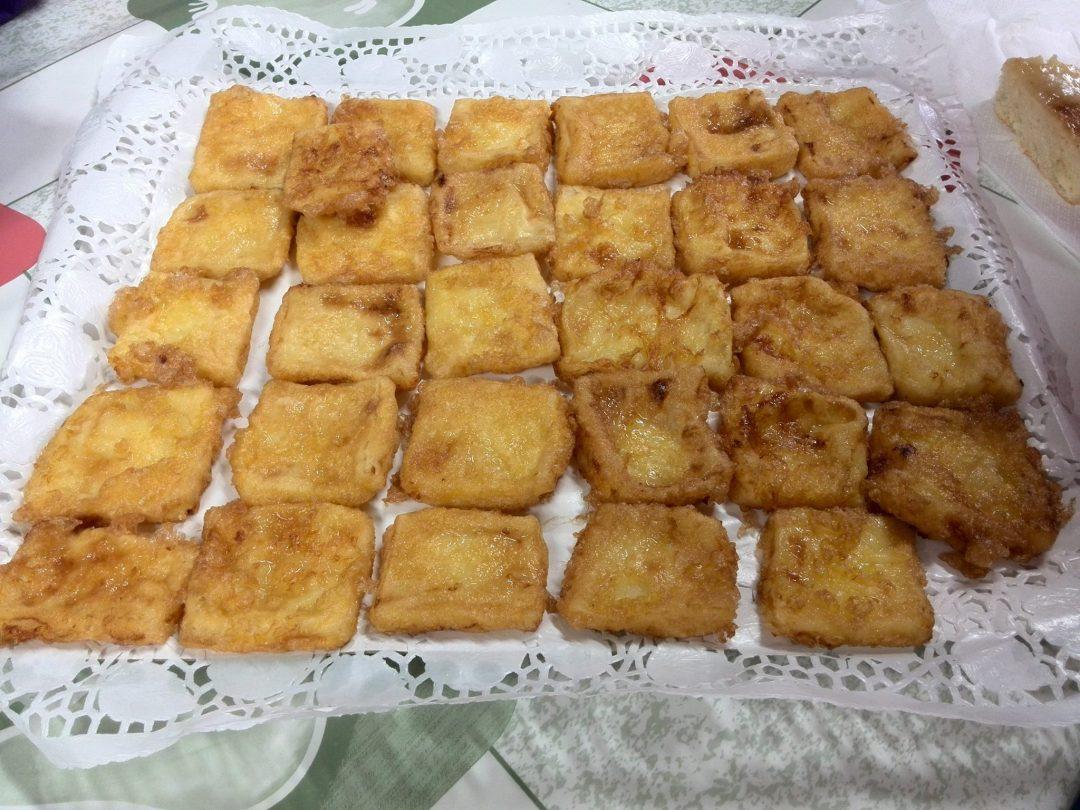 leche frita tradicional leche frita fácil y rápida