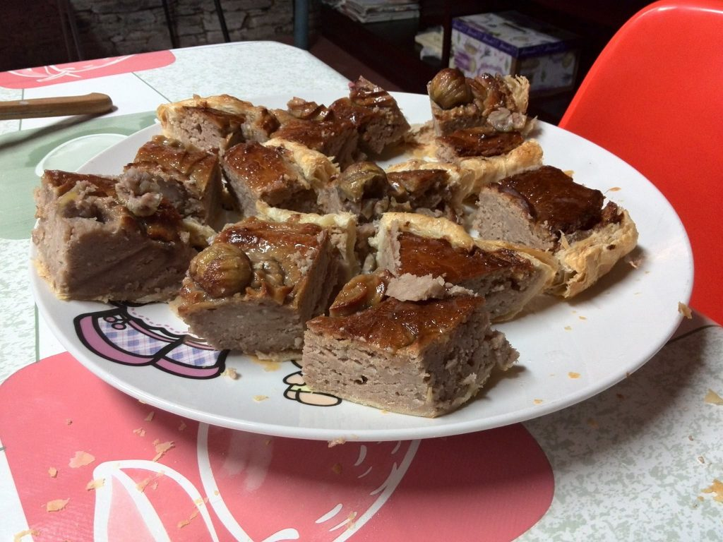 tarta-de-castañas