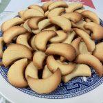 galletas caseras de vainilla