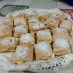 miguelitos de crema pastelera pastelitos de crema pastelera