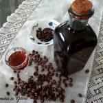receta de licor cafe