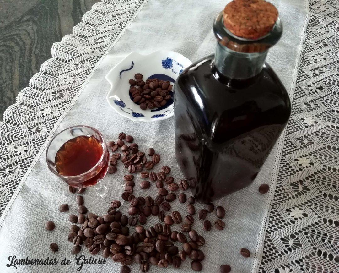 licor do negro cafe