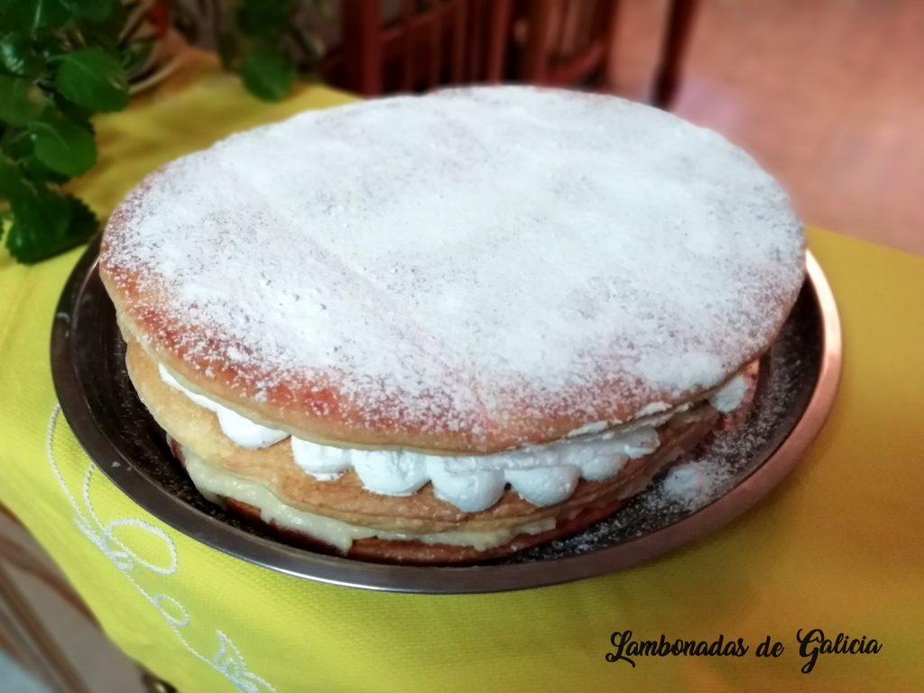 tarta-milhojas-de-crema-pastelera-y-merengue-suizo