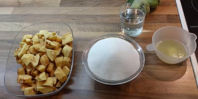 ingredientes-para-hacer-membrillo-casero