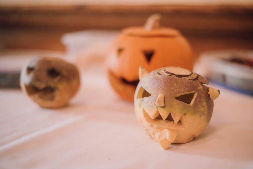 Feliz samaín gallego, el origen del Halloween