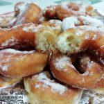 rosquillas esponjosas de anis-caseras