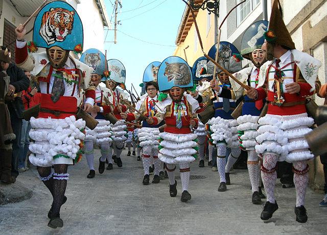carnaval galicia