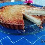 tarta de queso sencilla