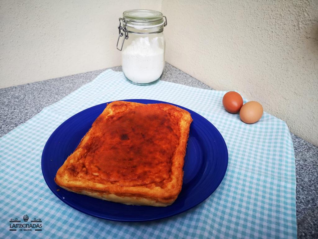 receta quesada de limón