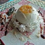 helado de yogur griego