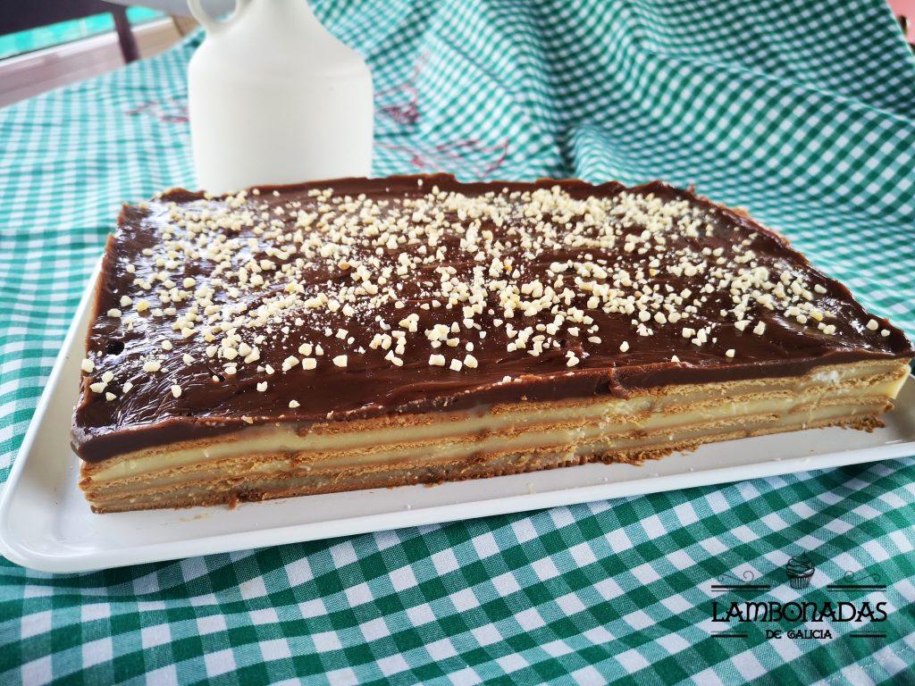 receta tarta de la abue