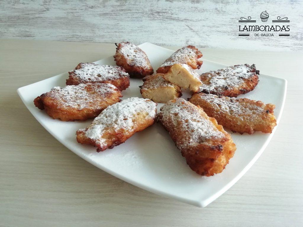 chulas de pan gallegas