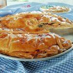 empanada de atún y mejillones