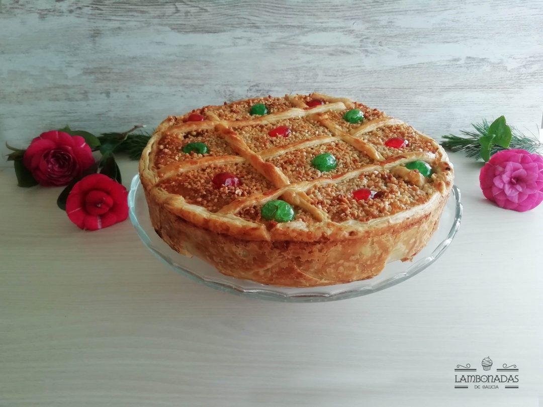 receta tarta de mondoñedo