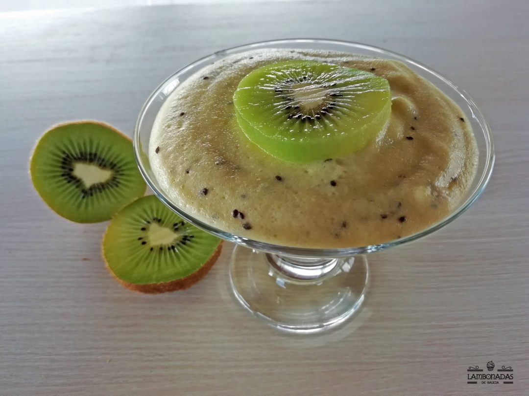 crema de kiwi