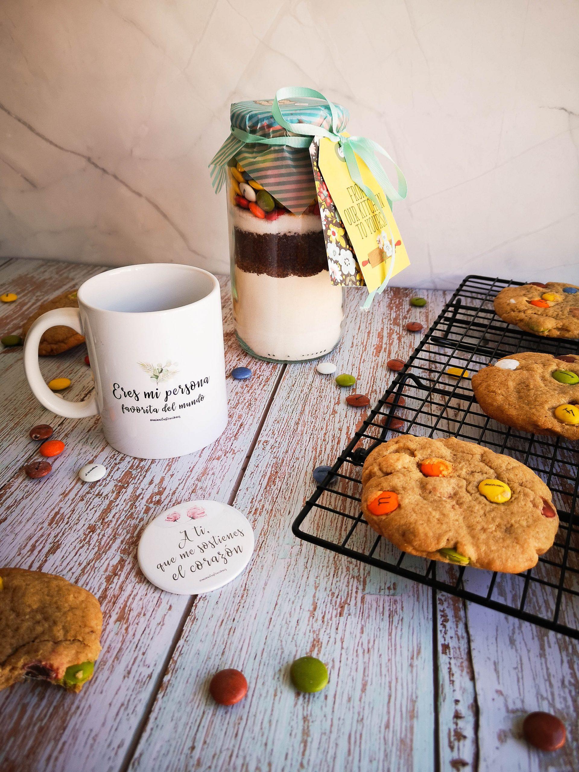 preparado para galletas