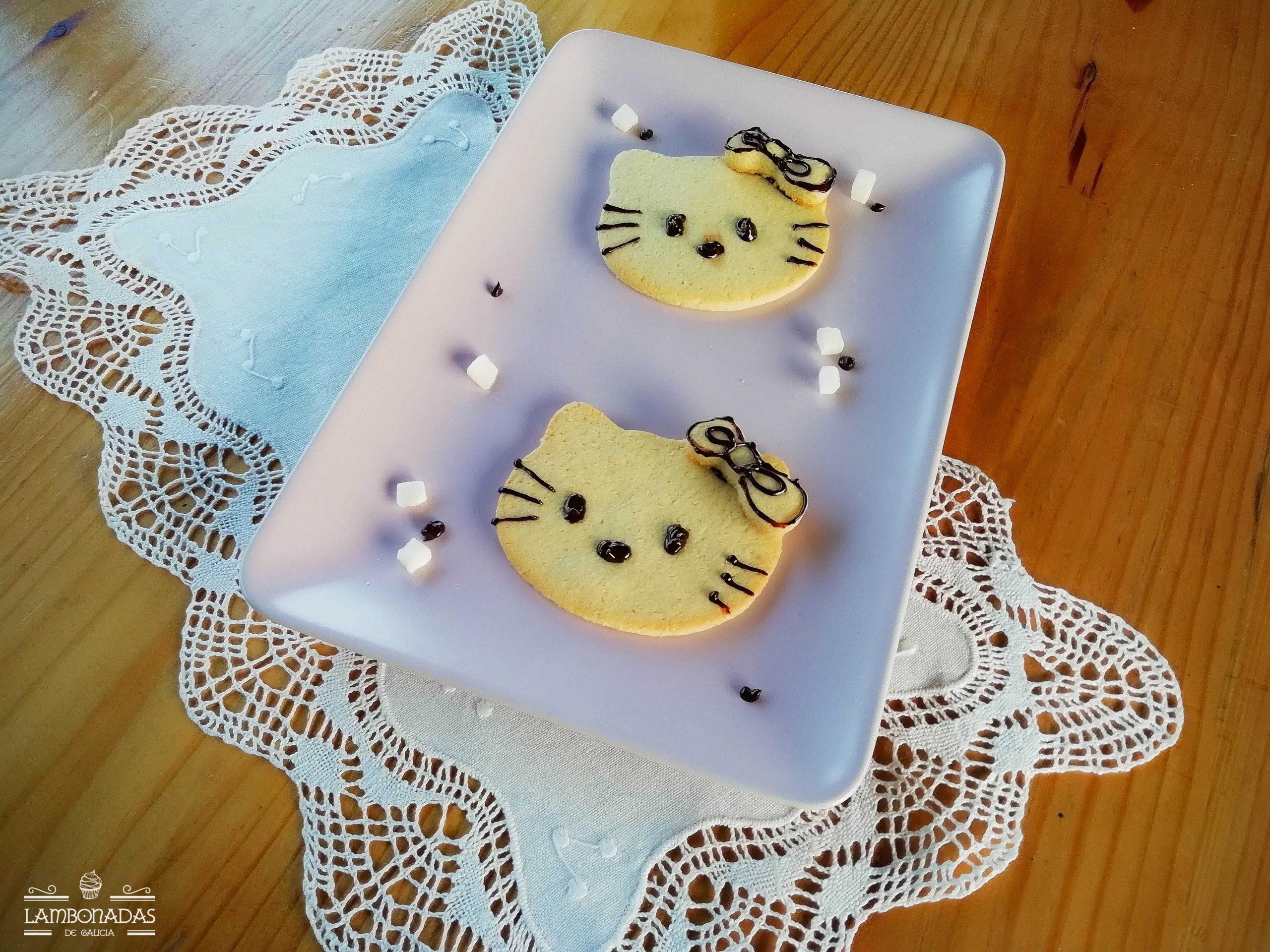 galletas de almendra para niños